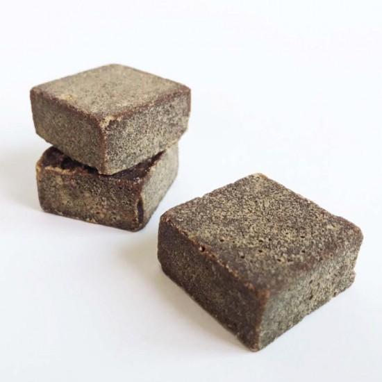 柚皮黑糖磚