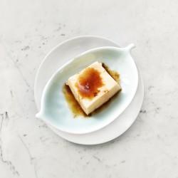 柚肉和風醬_和風雞蛋豆腐