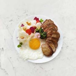 柚肉和風醬_柚香蜜叉燒