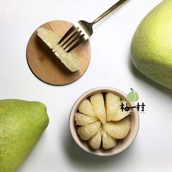 【完售】40年麻豆老欉文旦禮盒 5斤