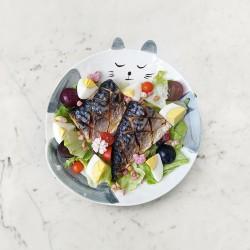 柚肉果醋_果香氣炸鯖魚