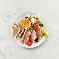 柚肉和風醬&果醋_和風柚香煎雞里肌