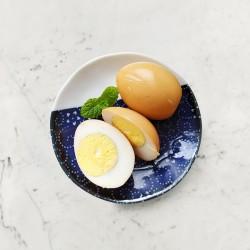 柚肉和風醬_和風冷滷蛋